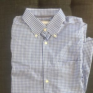 Charles Tyrwhitt Checkered Dress Shirt